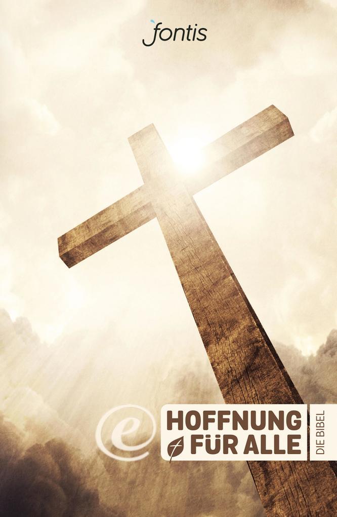 """Hoffnung für alle. Die Bibel - Trend-Edition """"Crossroad"""" als eBook"""