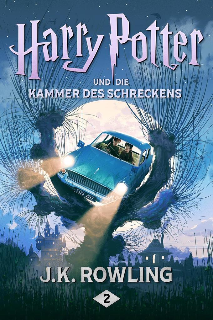 Harry Potter und die Kammer des Schreckens als eBook