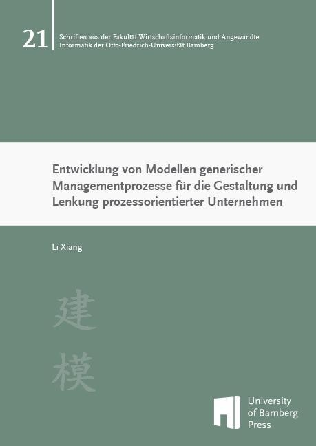 Entwicklung von Modellen generischer Management...
