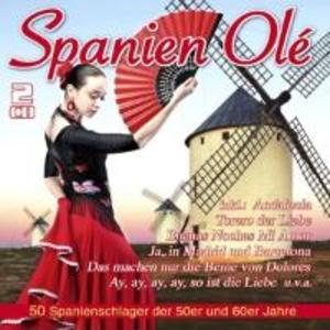 Spanien Ole-50 Spanienschlager Der 50er Und 60er