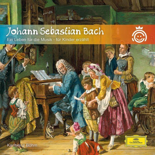 Johann Sebastian Bach - Ein Leben für die Musik...