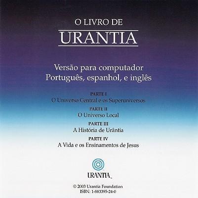 O Livro de Urantia als Spielwaren