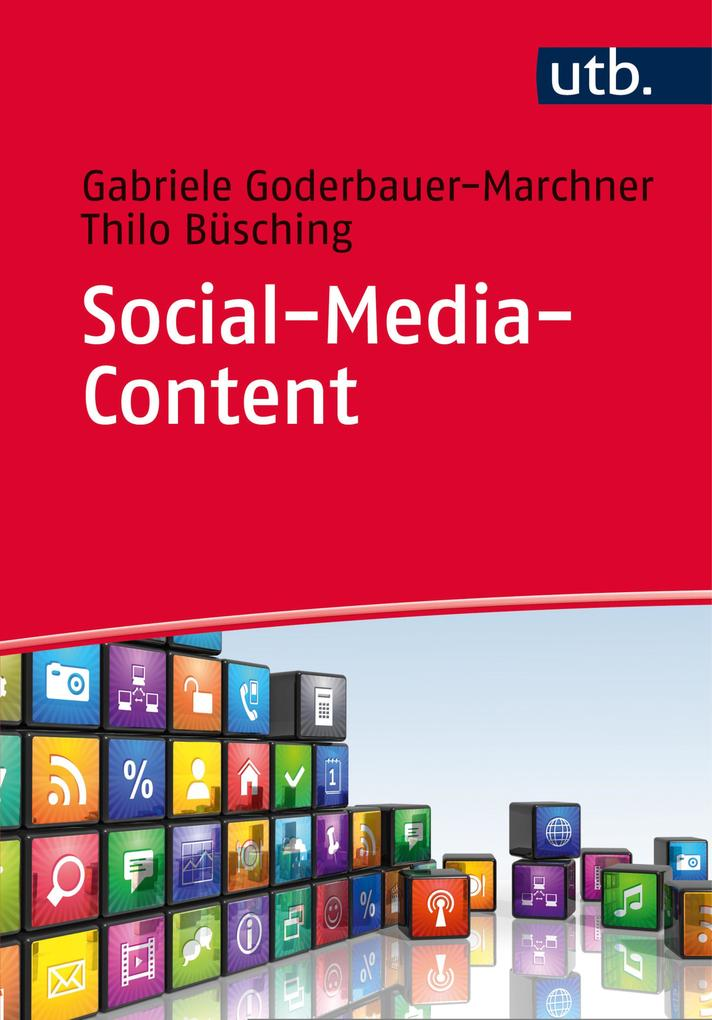 Social-Media-Content als eBook Download von Thi...