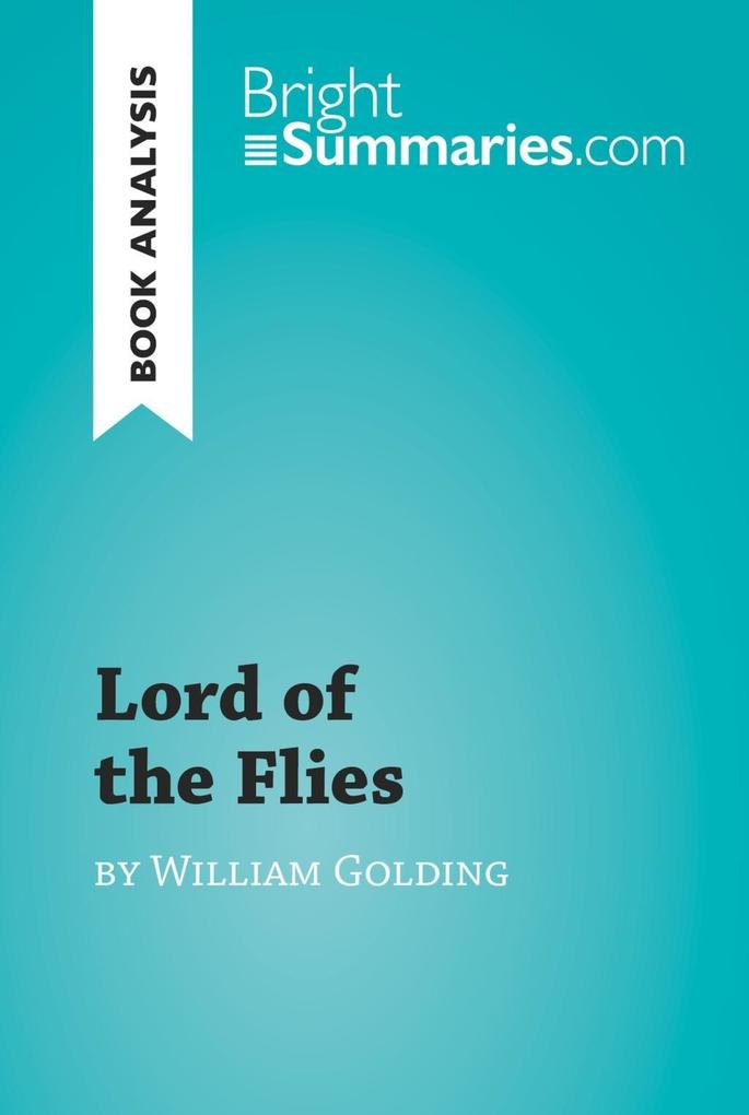 a description of the summary characters and analysis of lord of the flies written by william golding Lord of the flies en español how it all goes down when lord of the flies opens, a plane carrying a group of british boys ages 6 to 12 has crashed on a deserted island in the pacific ocean.