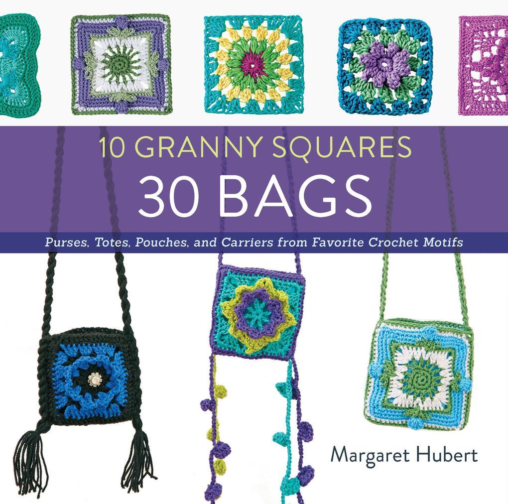 10 Granny Squares 30 Bags als eBook Download vo...