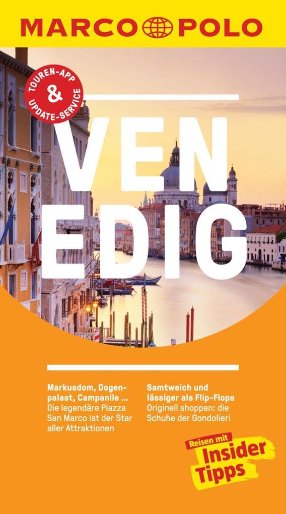 MARCO POLO Reiseführer Venedig als eBook