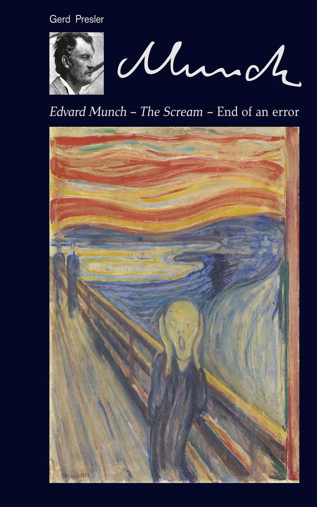 Edvard Munch - The Scream ' End of an error als eBook