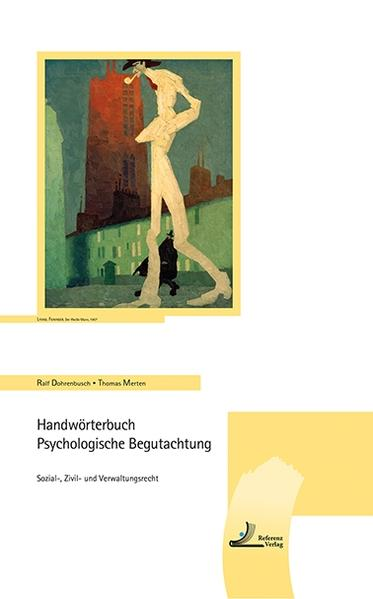 Handwörterbuch Psychologische Begutachtung als ...