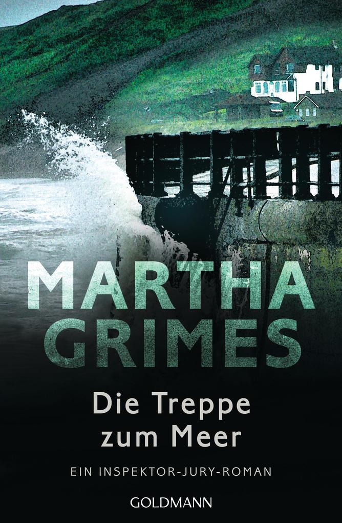 Die Treppe zum Meer als eBook Download von Mart...