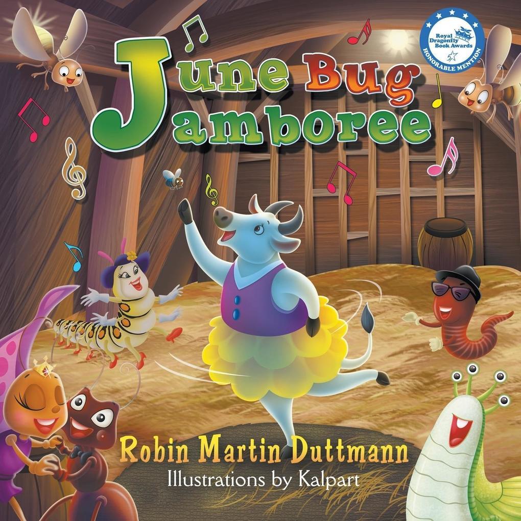June Bug Jamboree als Taschenbuch von Robin Mar...