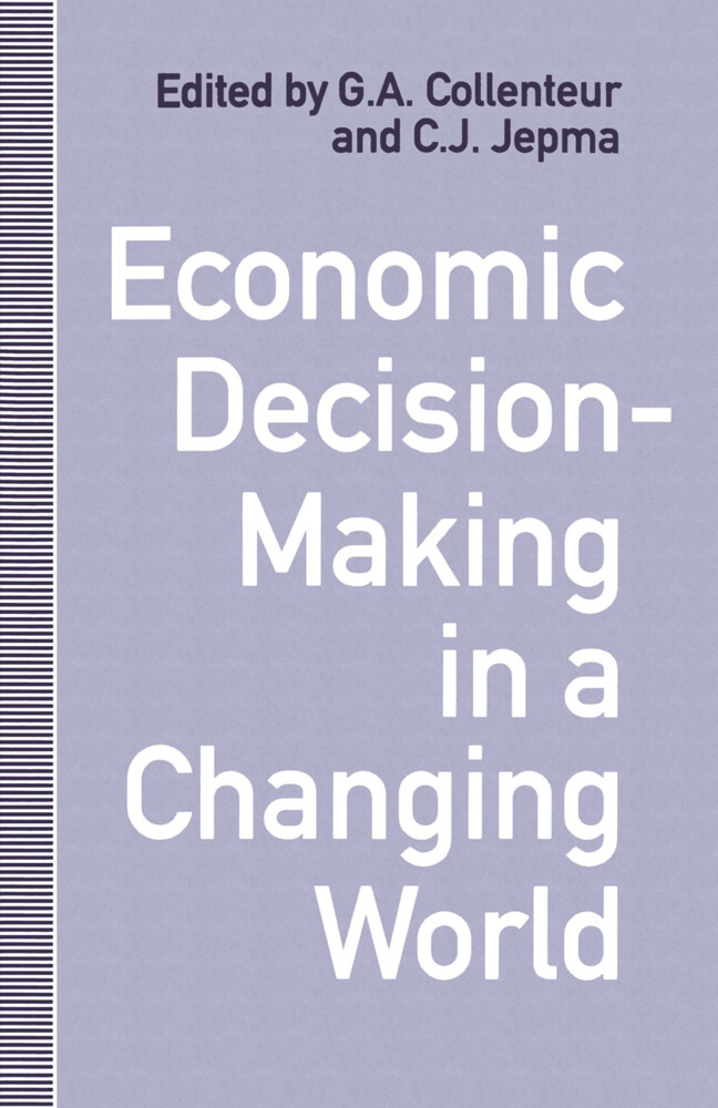 Economic Decision-Making in a Changing World al...