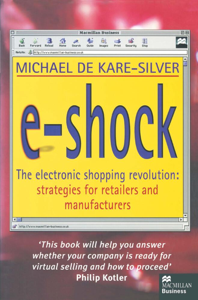 E-Shock als Buch von Michael De Kare-Silver