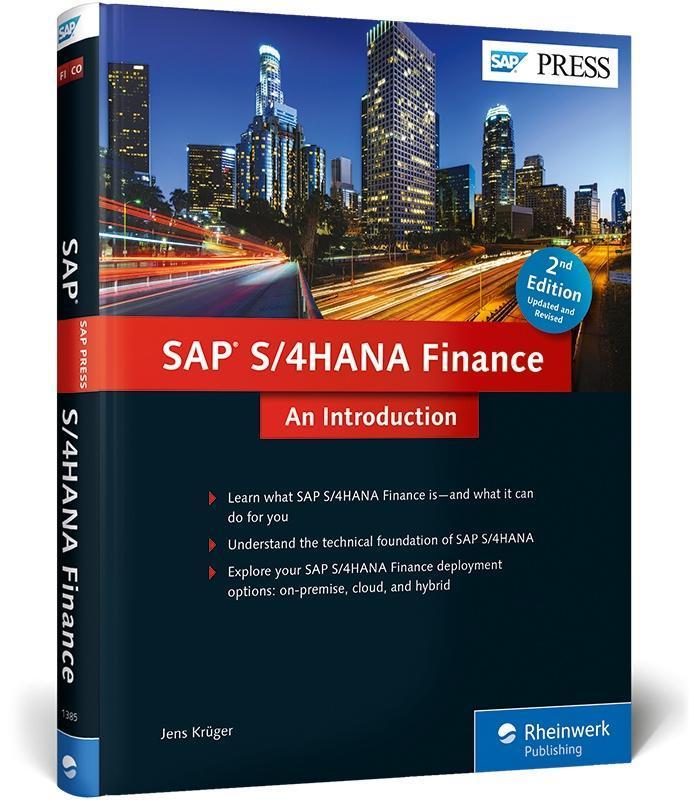 SAP S/4HANA Finance als Buch von Jens Krüger
