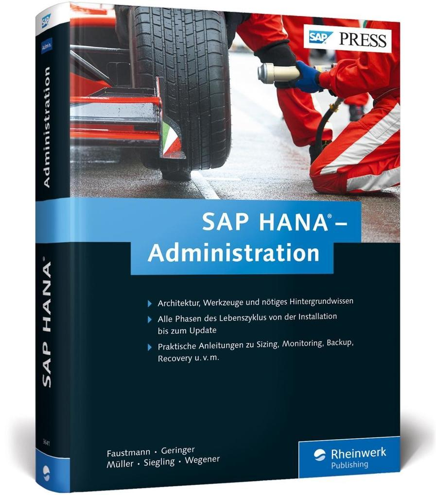 SAP HANA - Administration als Buch von André Fa...