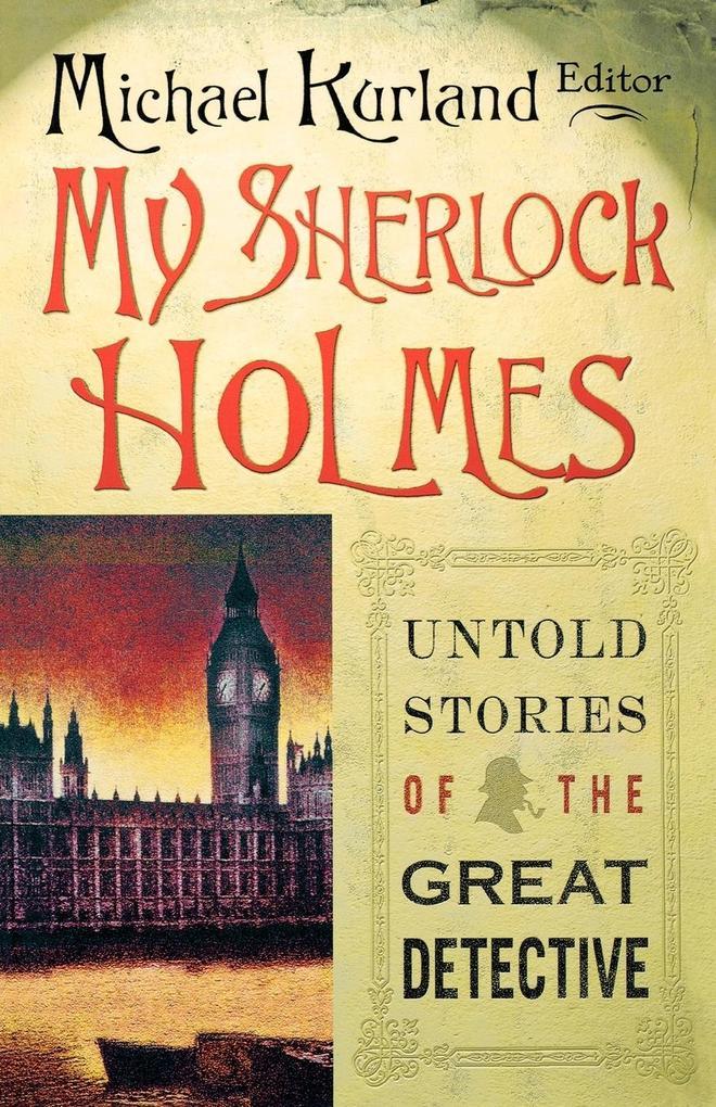 My Sherlock Holmes als Taschenbuch