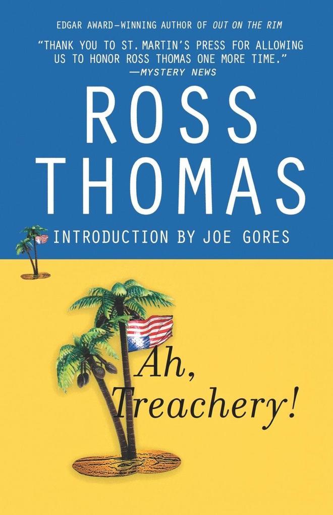 Ah, Treachery! als Buch