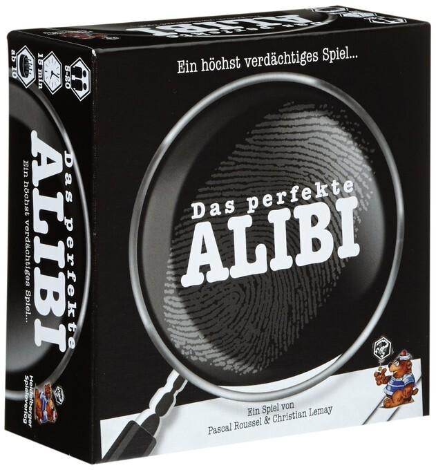 Heidelberger HE173 - Das perfekte Alibi