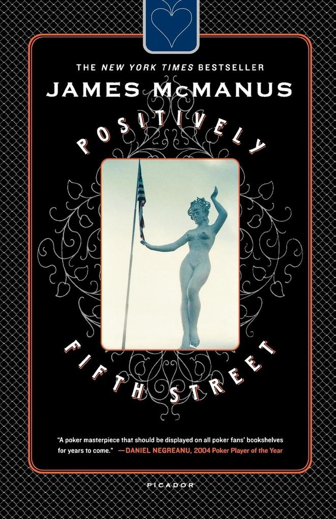 Positively Fifth Street: Murderers, Cheetahs, and Binion's World Series of Poker als Taschenbuch