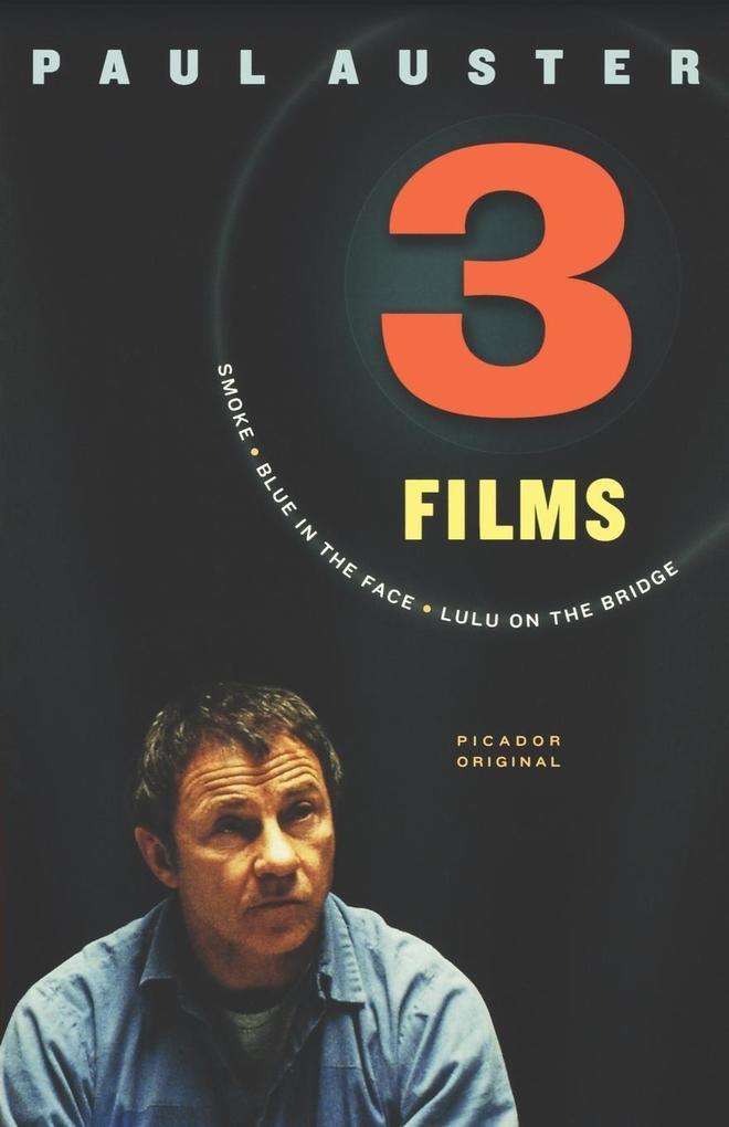 Three Films als Taschenbuch