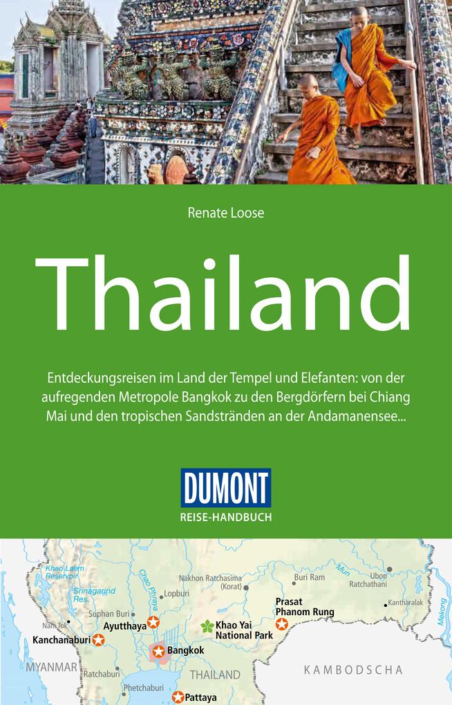 DuMont Reise-Handbuch Reiseführer Thailand als ...