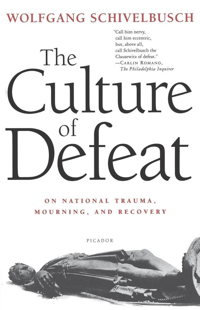 The Culture of Defeat als Taschenbuch