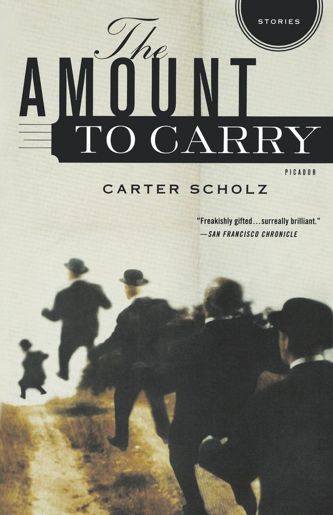 The Amount to Carry als Taschenbuch
