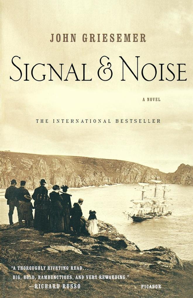 Signal & Noise als Taschenbuch