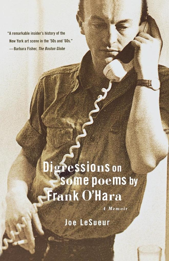 Digressions on Some Poems by Frank O'Hara als Taschenbuch