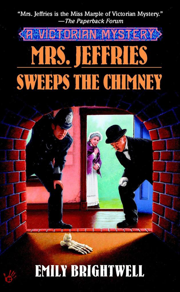 Mrs. Jeffries Sweeps the Chimney als Taschenbuch