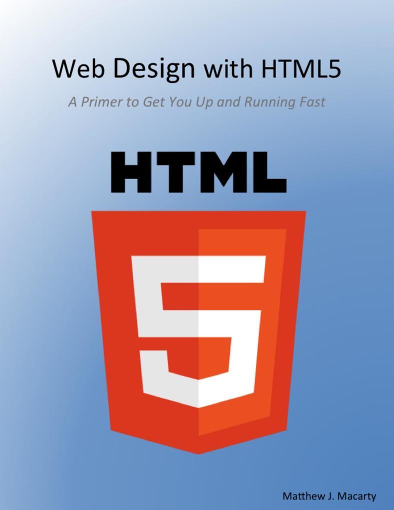 Web Design With Html5, a Primer als eBook Downl...