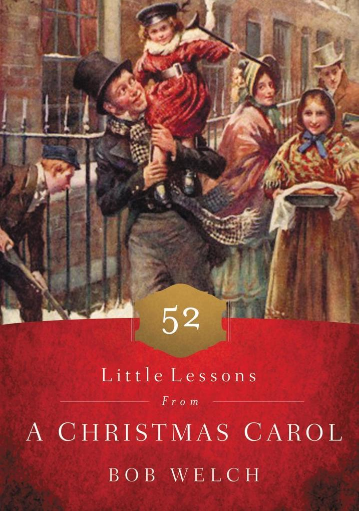 52 Little Lessons from a Christmas Carol als eB...