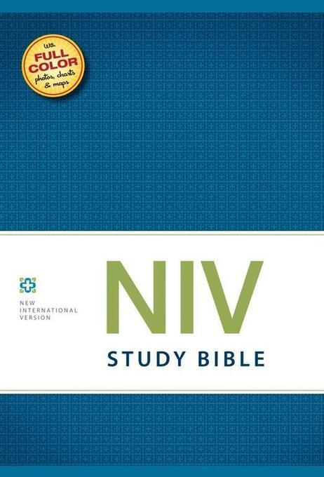 NIV Study Bible, eBook als eBook Download von Z...