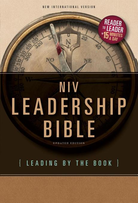 NIV, Leadership Bible, eBook als eBook Download...