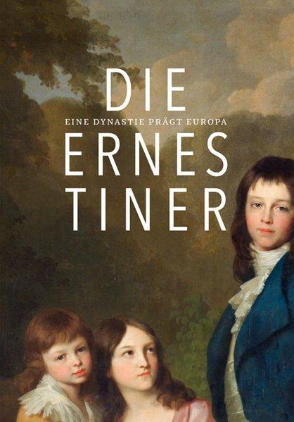 Die Ernestiner als Buch