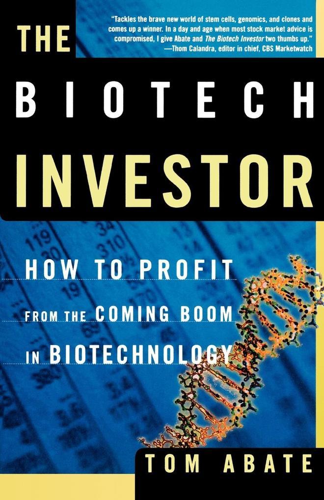The Biotech Investor als Taschenbuch