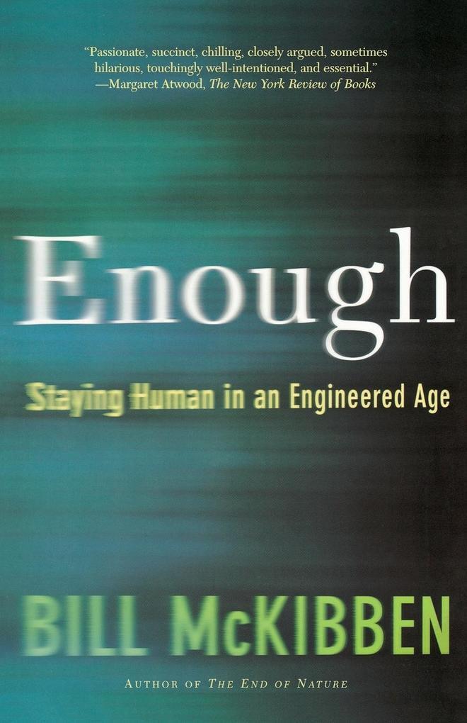 Enough als Taschenbuch