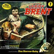 Larry Brent, Folge 7: Das Horror-Baby