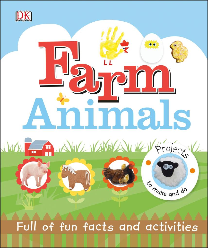 Farm Animals als eBook pdf