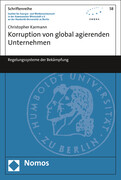 Korruption von global agierenden Unternehmen