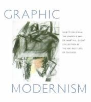 Graphic Modernism als Buch