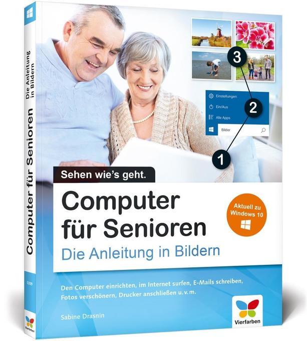 Computer für Senioren als Buch von Sabine Drasnin