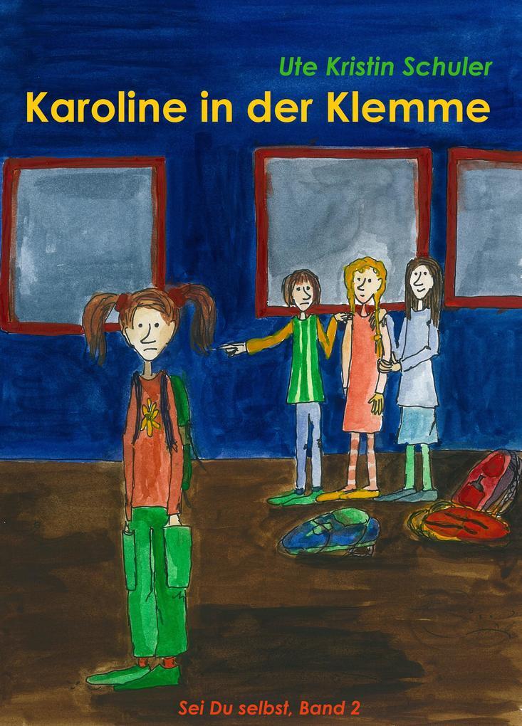 Karoline in der Klemme als eBook