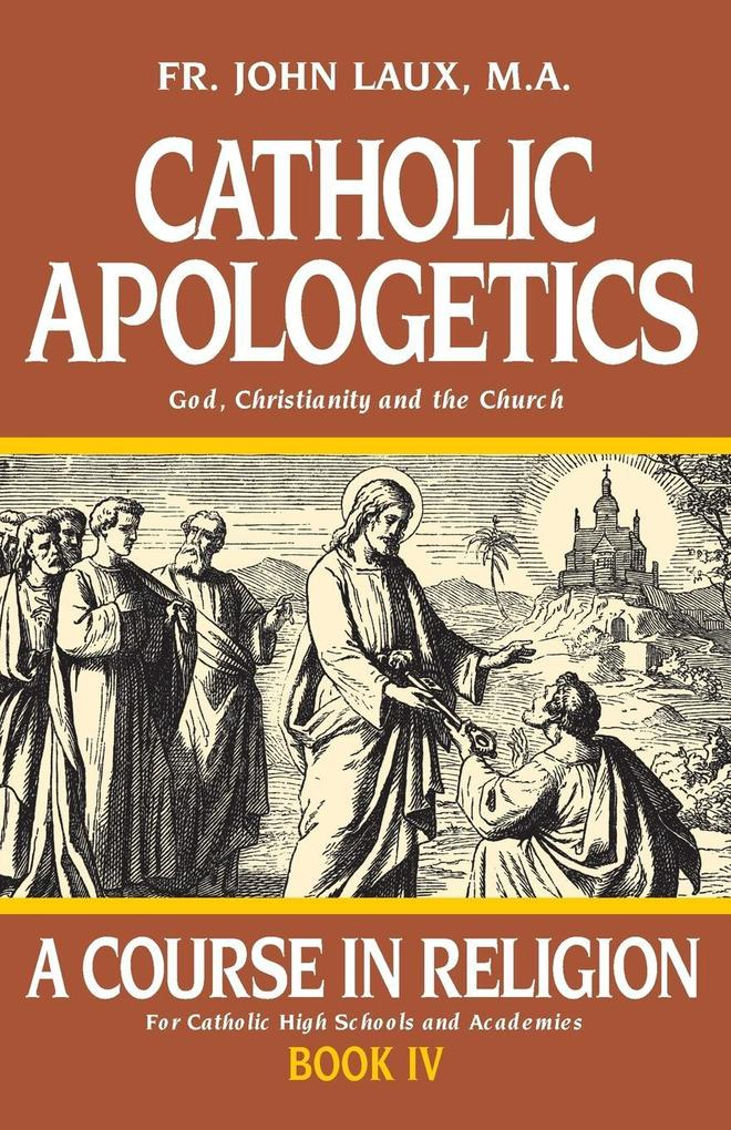 Catholic Apologetics als Taschenbuch