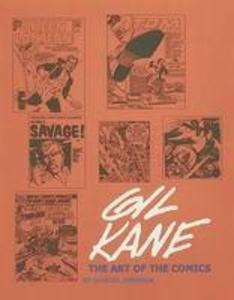 Gil Kane Art of the Comics als Taschenbuch