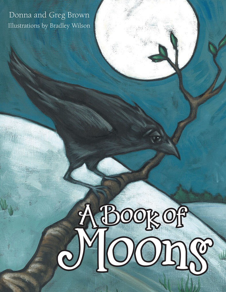 A Book of Moons als eBook Download von Donna Br...