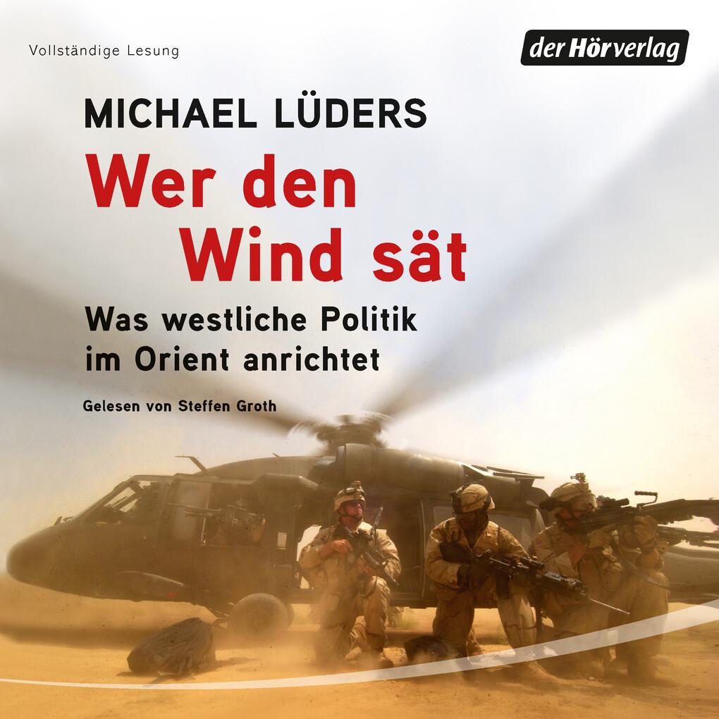 Wer den Wind sät als Hörbuch Download