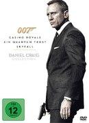 Daniel Craig James Bond 007 Collection (4 DVDs)