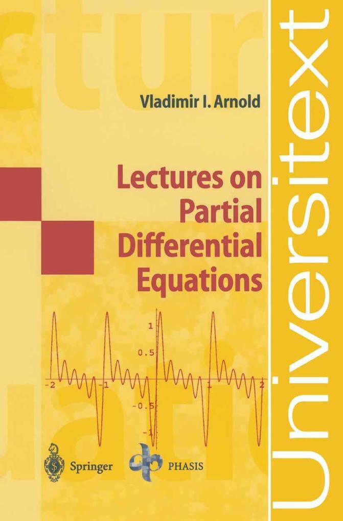 Lectures on Partial Differential Equations als Buch