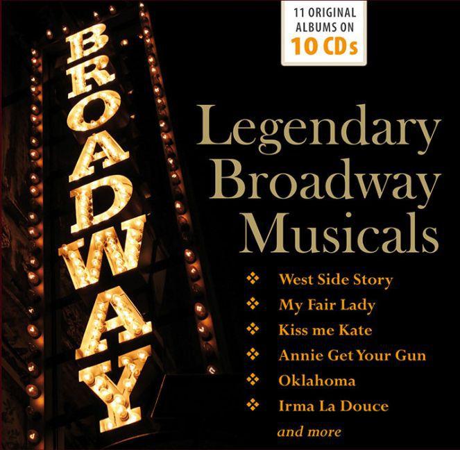 Legendary Broadway Musicals