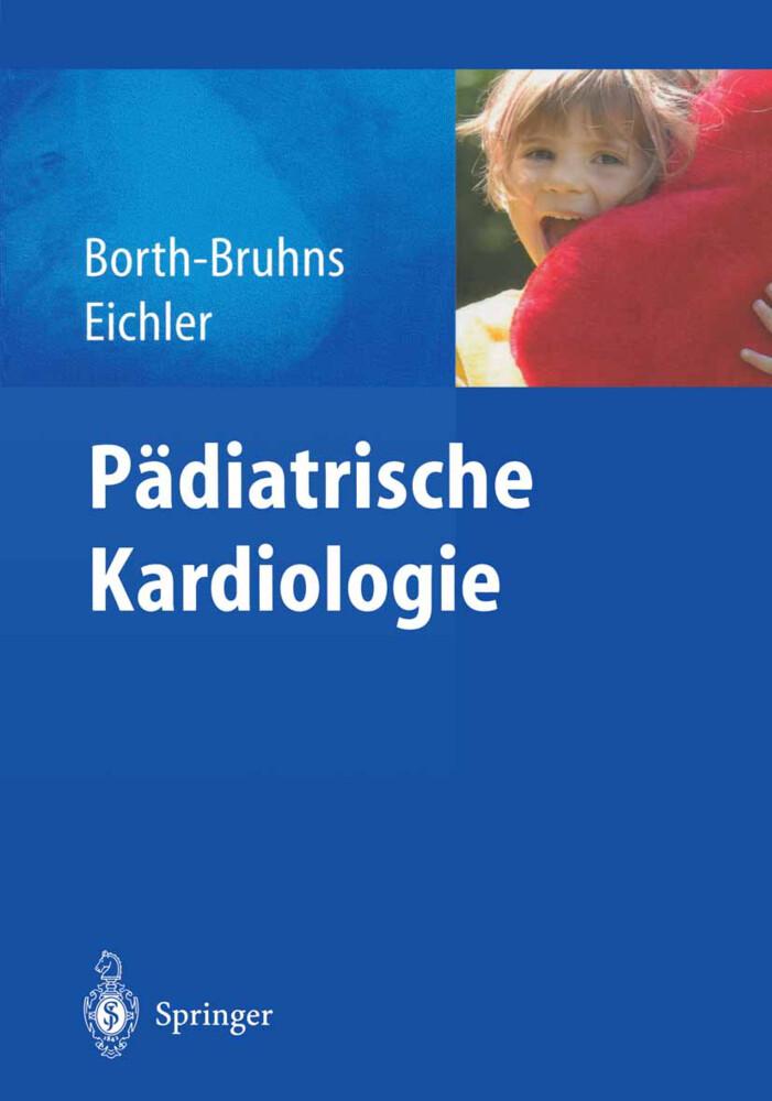 Pädiatrische Kardiologie als Buch